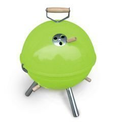 Mini barbacoa en verde