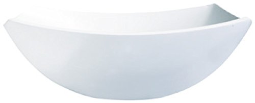 Arc 7784 Coppa Quadrato 24 cm Bianco