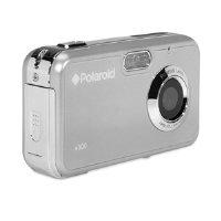 Polaroid CAA-300TC 3MP CMOS Digital Camera with 1.8-Inch LCD Display (Titanium)