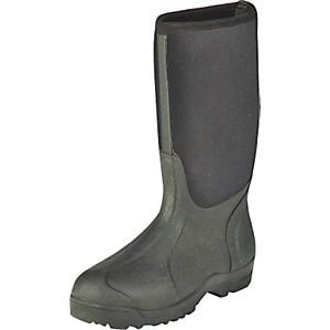 Boot Work Hi Ocs Sole Blk 10in by Honeywell