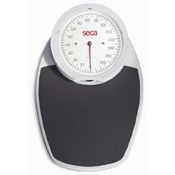 Seca 750 LBS Mechanical Floor Scale, Lbs. Only , White