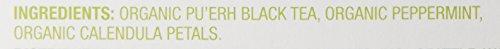 Wickedly Prime Organic Black Tea, Pu'erh Pep, 15 Count (Pack of 3)