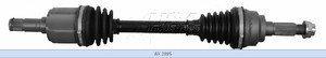 - USA Industries AX2895 2895 REMAN CV SHAFT/AXLE