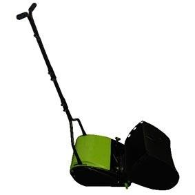 The Handy 30, 48 cm a mano Garden para cortacésped Push rodillo ...