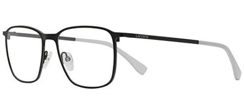 - Eyeglasses Lacoste L 2233 001 Matte Black/Clear