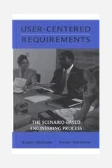 User-centered Requirements: The Scenario-based Engineering Process Hardcover