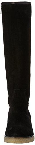 Tommy Hilfiger M1285ia 4b, Stivali Donna Nero (Black)