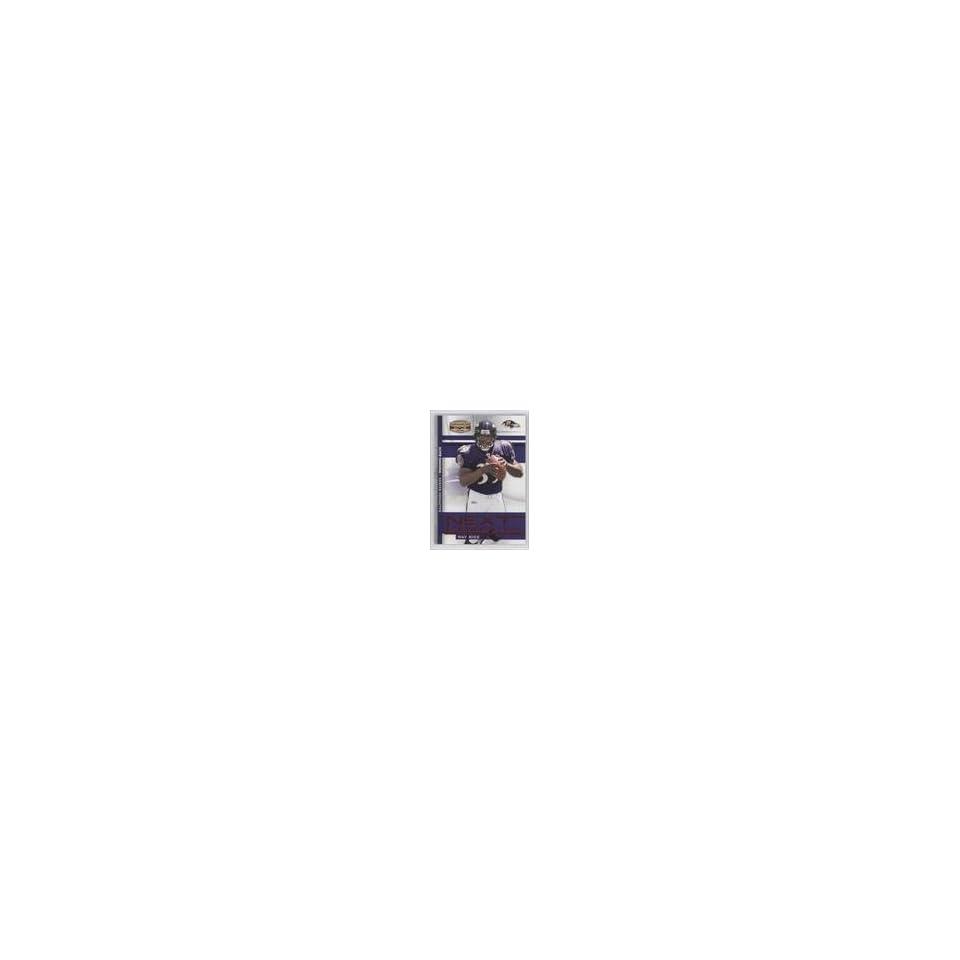 Ray Rice (Football Card) 2008 Donruss Gridiron Gear Next Generation Red #NG 20