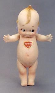 1999 Klassic Kewpie Doll R. John Wright #184 of 1000 for sale  Delivered anywhere in USA