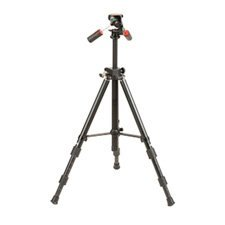 Smith Victor PRO-4500 Imperial Deluxe Tripod with PRO-4A 3-Way Fluid Head-by-Smith-Victor