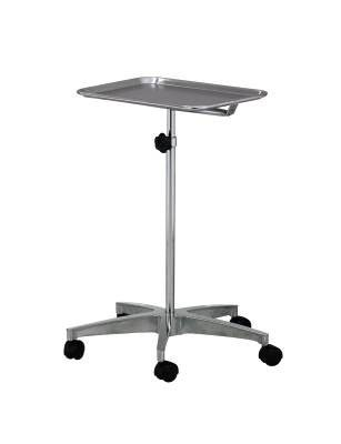 MediChoice Mobile Instrument Stand, 19 x 12.75 x .66 Inch, 1314MAYO2000 (Each of 1) by MediChoice (Image #1)