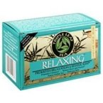 3 Boxes 20 Tea Bags - Triple Leaf Tea Relaxing Herbal Tea, 20 Tea Bags per Box (Pack of 3 Boxes)