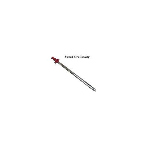 Sword Swallowing by Premium Magic - Magician Sword