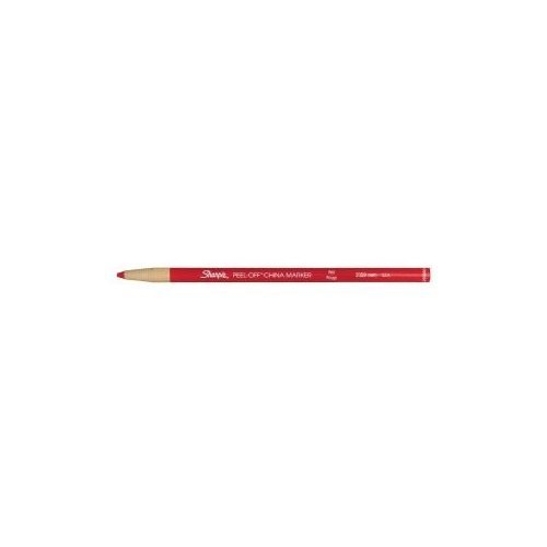 6 Pack SANFORD CHINA MARKER RED Drafting, Engineering, Art (General Catalog)