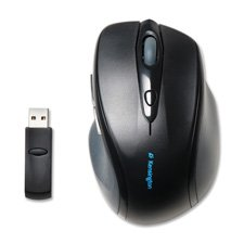 Kensington 72370 Wireless Mouse,Full-Size,2.4GHZ,3-1/2