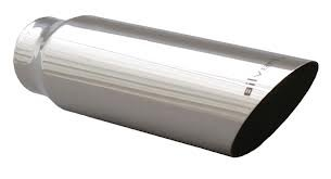 Silverline TK3518S Stainless Steel Exhaust Tip (Exhaust Tip Silverline)
