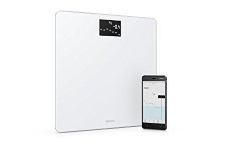 Nokia Body - BMI Wi-Fi Scale, White