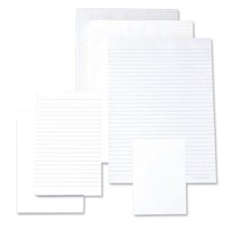 Cambridge Memo Pad (Cambridge Memo Pad Plain 80 Sheets 70gsm 148x105mm A6 Ref M70429 [Pack of 10])