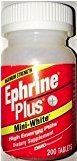 Ephrine Mini white Energy Pills Tablets product image