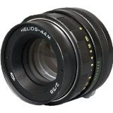 Helios 44M 58mm F2 Russian Lens for Samsung NX