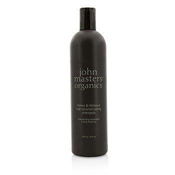 John Masters Organics Honey & Hibiscus Hair Reconstructor Shampoo 473ml/16oz (John Masters Honey Organics)