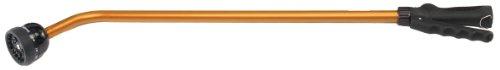 Dramm 13802 Kaleidoscope Rain Wand 30-Inch Length with Touch-N-Flow Valve, Orange