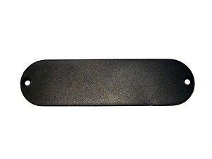 Bass Guitar Control Cavity Cover Plastic Black: Amazon.co.uk ...
