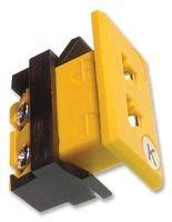 Miniature Type K Socket 1 piece LABFACILITY AM-K-FF Thermocouple Connector ANSI Fascia Panel Mount