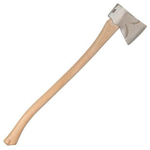 Council Tools 3.5 Pound Jersey Classic with Forged Bevels; 36 Inch Curved Wooden Handle