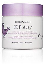 DERMAdoctor KP Duty corps de dermatologue frotter avec exfoliation chimique + physique