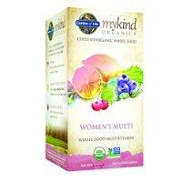 Garden of Life mykind Organics Women's Multi, 60 Organic Tablet