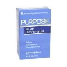 Purpose Cleansing Bar, Gentle - 3.6 oz