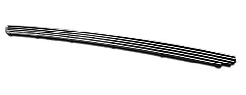 Envoy Denali Grill - ShopDone Fits 01-09 GMC Envoy (Not for Envoy Denali) Bolton Lower Bumper 1PC Horizontal Billet Polished Aluminum Grille Grill Inser