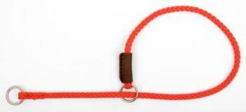 Mendota Show Slip Collar, Red, (Mendota Training Collar)