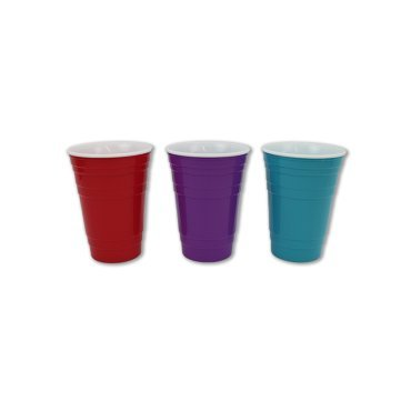 Kitchen Collection 18 Ounce Party Cup Assorted Colors 08079