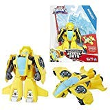 Playskool Heroes Transformers Rescue Bots - BUMBLEBEE Action Figure - Converts from Robot Mode to Jet Mode and Back