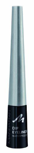Manhattan 15060 Dip Eyeliner waterproof, black