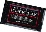 Creative Paper clay, 8 Ounces, White