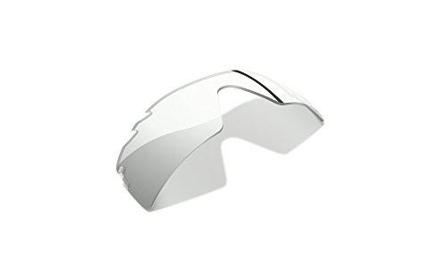 Oakley Radarlock XL Vented Replacement Lenses Clear & Cleaning Kit - Lenses Oakley Radarlock Replacement Xl
