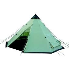 Ozark Trail 20-person 23u0027 Round Teepee Tent  sc 1 st  Amazon.com : ozark trail 7 person tent - memphite.com
