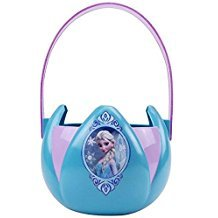 Dinsy Frozen - Figural Plastic Bucket - Children