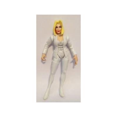 Toy Biz Marvel X-Men Generation X White Queen Action Figure 5 Inches: Toys & Games