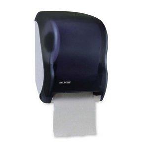Roll Towel Dispenser, 12-1/2''x9-1/2''x15-1/2'', Black Pearl by San Jamar