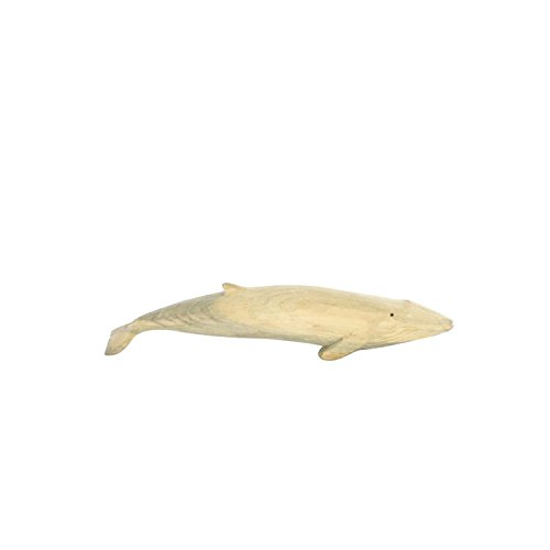 Carved Wood Whale