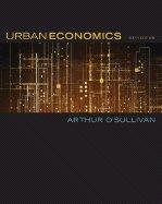 Urban Economics 6TH EDITION