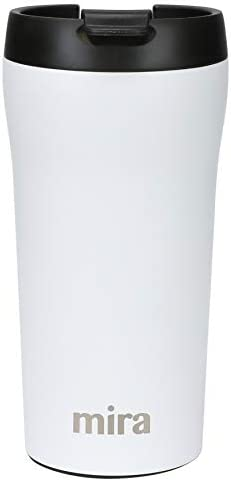 MIRA Stainless Insulated Tumbler Steaming product image