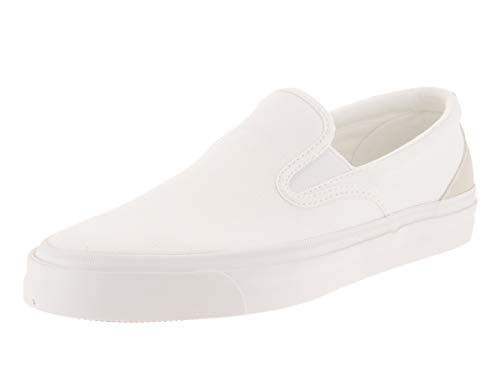 - Converse Unisex One Star CC Slip White/White/White Slip-On Shoe 4.5 Men US / 6 Women US