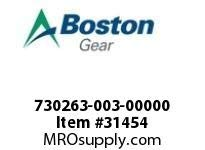 BOSTON 77438 730263-003-00000 WOODRUFF KEY #808