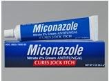 Le nitrate de miconazole crème antifongique 2% - 1 Oz (Pack de 6)