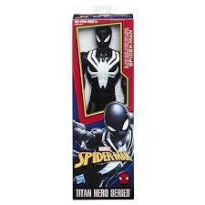Spider-Man Titan Hero Series Web Warriors: Black Suit Spider-Man ()
